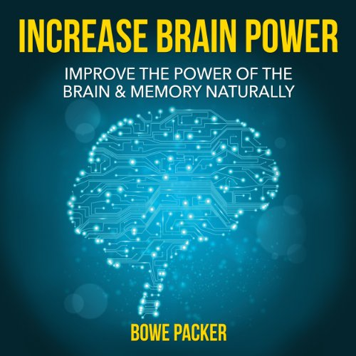 How To Increase Brain Power cover art