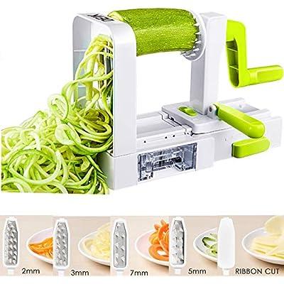 Cheap Spiralizer Deik Vegetable Spiralizer Heavy Duty