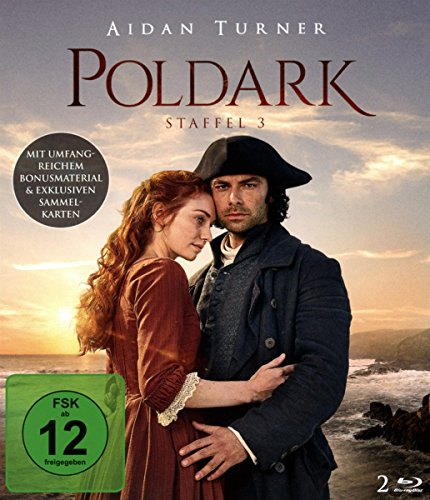 Poldark - Staffel 3 [Blu-ray]