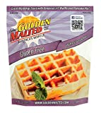 Carbon's Golden Malted Gluten Free Waffle and...