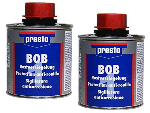 Bob Presto Rostversiegelung 2X 250ml 603727/2