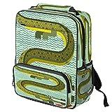 Mochila escolar casual con estampado de vaquero para ordenador portátil, mochila multifuncional, Patrón #4...