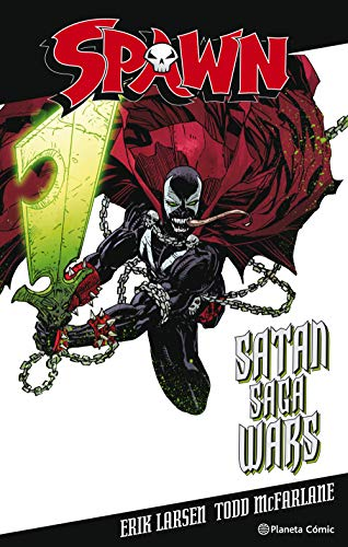 Spawn Satán Saga Wars (Independientes USA)