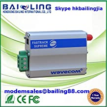 BAILING Wavecom Fastrack Supreme 10 20 Modem Wireless M2M GSM Modem with 232 Port AT command SMS