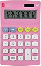$29 » Calculator Desktop Calculator 12 Digit with Large LCD Display and Sensitive Button Solar and Battery Dual Power for Office...