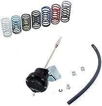 TRITDT Billet Adjustable Wastegate Actuator For IHI RHF5 06J145702L MK6 EA888 VW Golf GTI TSI Audi A3 Q3 w/Spring Set