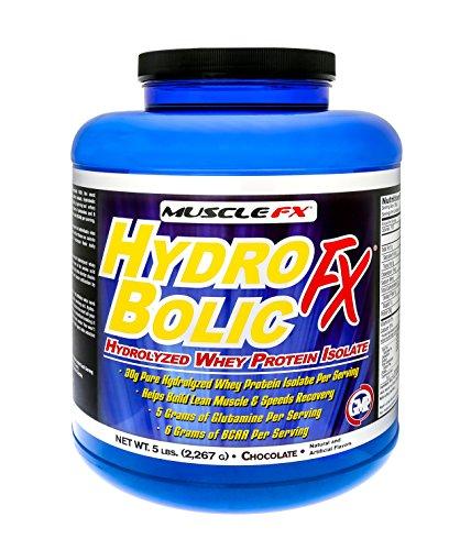Hydro Bolic Fx Hydrolyzed Whey Protein Isolate