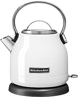 KitchenAid 5KEK1222 Classic Water Kettle, 1.25 Litre, White