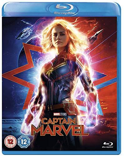 Captain Marvel [Edizione: Regno Unito]