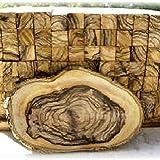 10 ~ Dark Grains & Extremely Figured ~ Bethlehem Olive Wood Pen Blanks~