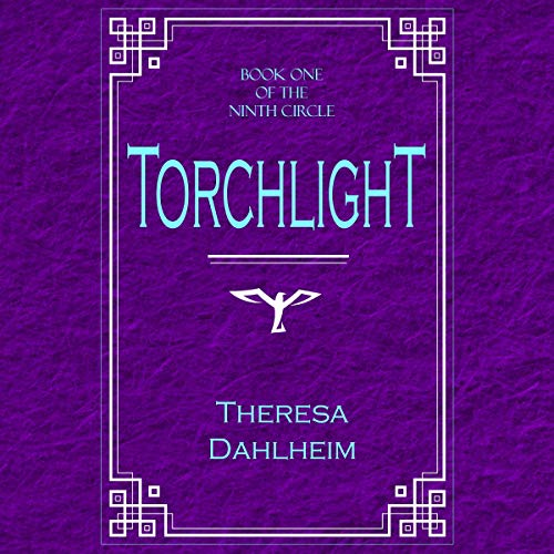 Torchlight audiobook cover art