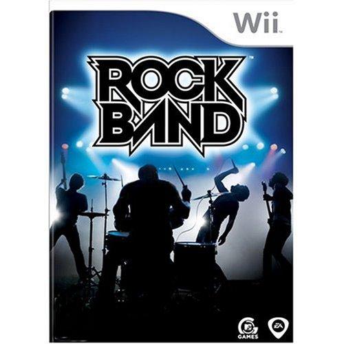 Rock Band - Game Only (Wii) [Importación inglesa]