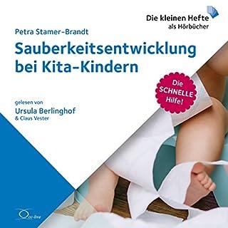 Sauberkeitsentwicklung bei Kita-Kindern (Die schnelle Hilfe 1) Titelbild