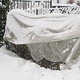 Tenax Ortoclima Voile de Protection pour Cultures 60 g/m², 2,00 x 10 m, Blanc, Hivernal, en Sachet, Tissu Non tissé Extra Lourd