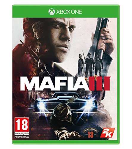 Mafia Iii (Includes FAMILY Kick-Back) Xbox1 [