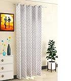 "Fresh From Loom Window Curtain 4 x 5 Feet (48""x60""), Single (1) Piece"