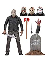 NECA - Friday The 13th - 18cm Scale Action Figure - Ultimate Part 5 Jason
