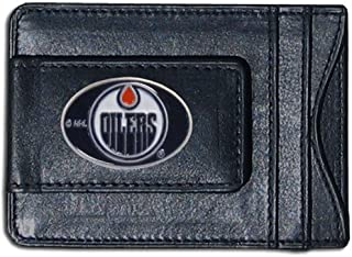 Siskiyou NHL Genuine Leather Cash and Cardholder