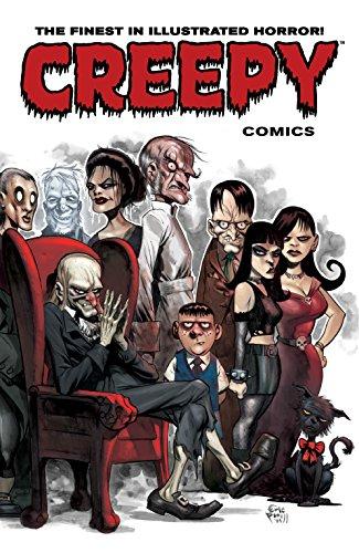 Creepy Comics Volume 1 (English Edition)