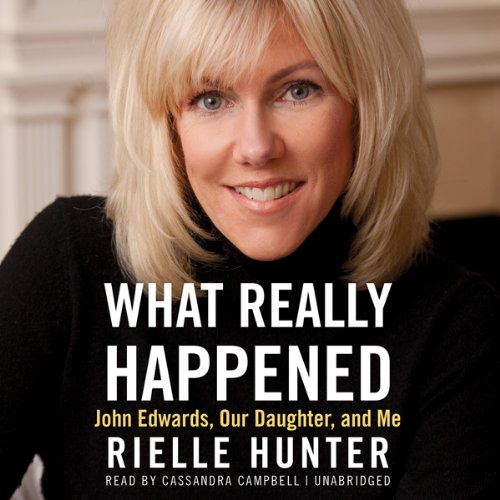 What Really Happened audiobook cover art