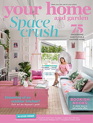 YOUR HOME AND GARDEN: ORGANISING 75 HABITS FOR A HAPPIER HOME (English Edition)