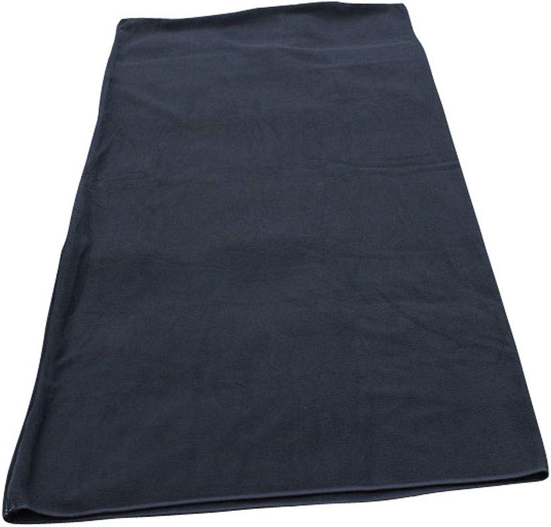 Umschlag-Schlafsack des Sommers im Freien Doppelseitiges Anti-Pilling Vlies-Zwischenlage-Schwarzes Ungefähr 750g B07JKVPS44  Garantiere Qualität und Quantität