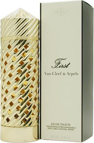Van Cleef & Arpels First Completo Eau De Toilette Vapo 90ml