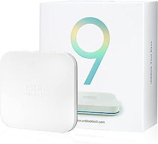 HOPE OVERSEAS 2020 Laatste Unblock Technologie UBOX8 Model PROS MAX 4 GB RAM+64 ROM 802.11ac Dual Band Wifi BT5.0 U.K. Gel...