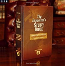 The Expositor's Study Bible - Giant Print by Jimmy Swaggart (2006-10-25)
