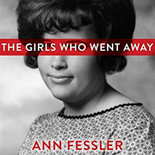 The Girls Who Went Away audiobook cover art