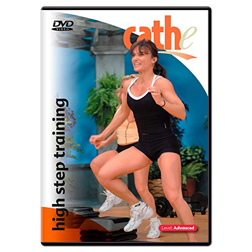 Cathe Friedrich High Step Training Workout DVD