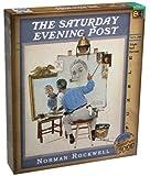 Norman Rockwell Triple Self Portrait, 1000...