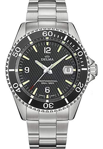 DELMA - Armbanduhr - Herren - Santiago - 41701.562.6.034