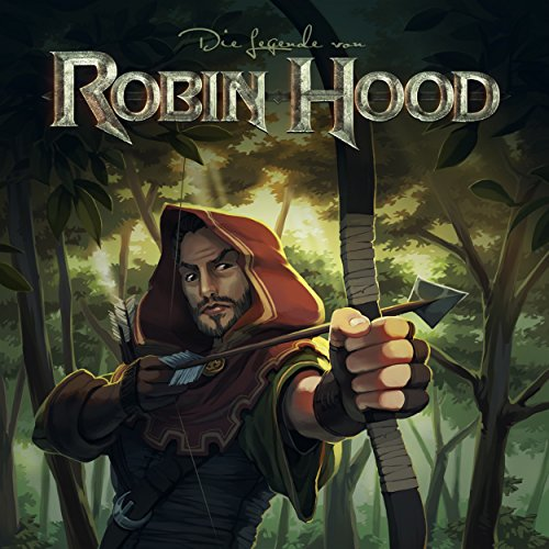 Die Legende von Robin Hood audiobook cover art