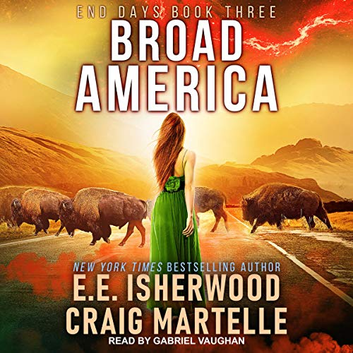 Broad America audiobook cover art