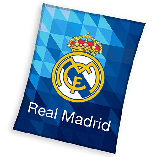 Real Madrid Fleecedecke - Fleece Blanket