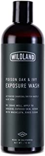 Wildland Poison Oak & Poison Ivy Relief | Urushiol Oil After Exposure Wash Removes Source of Rash, Spreading and Itching| Lightweight and Easy to Carry | 12oz