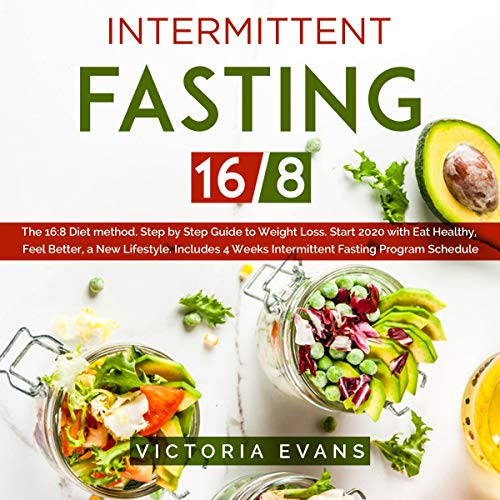 Intermittent Fasting 16 8 Audiobook By Victoria Evans Audible Com