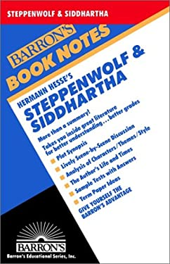 Hermann Hesse's Steppenwolf & Siddhartha (Barron's Book Notes)