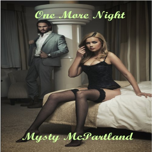 One More Night audiobook cover art