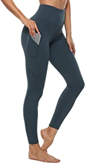 CharmLeaks High Waist Yoga Pants for Women Tummy Control Compression Leggings