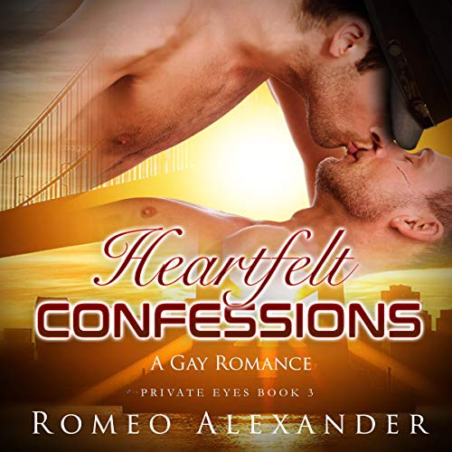 Heartfelt Confessions: A Gay Romance audiobook cover art