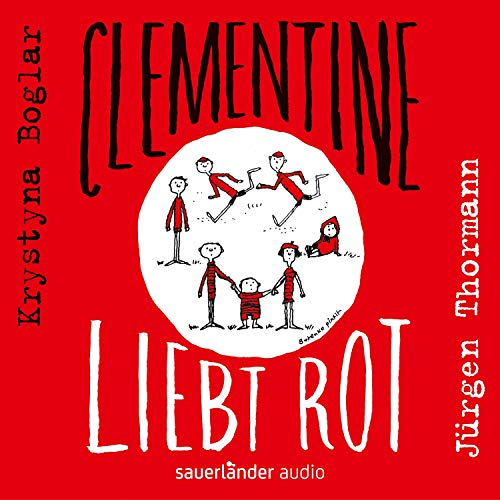 Clementine liebt Rot cover art