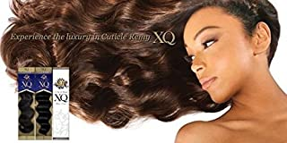 Best cuticle remy xq human hair weave Reviews