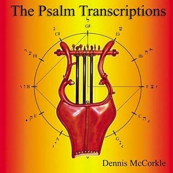 The Psalm Transcriptions