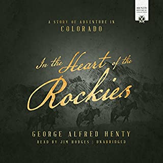 In the Heart of the Rockies audiobook cover art