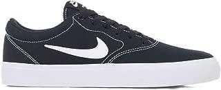 Nike Sb Charge Cnvs, Men's Skateboarding Shoes, Black (Black/White-Black-Gum Light Brown), 6 UK (40 EU)