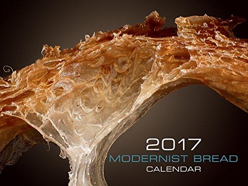 Modernist Bread 2017 Wall Calendar