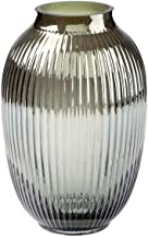 Linen House Palazzo Silver Vase 25cm