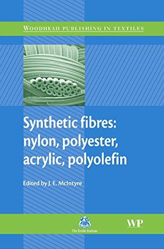 Synthetic Fibres: Nylon, Polyester, Acrylic, Polyolefin (Woodhead Publishing Series in Textiles)